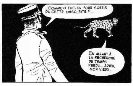 Corto Maltese - Les Ethiopiques - Hugo Pratt