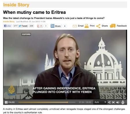 Eritrea - Inside Story - aljazeera