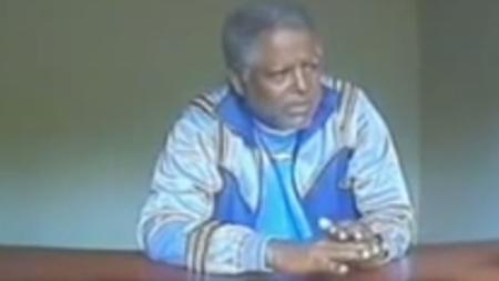 Andargachew Tsige sur ETV