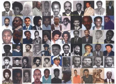 Prisonniers politiques érythréens