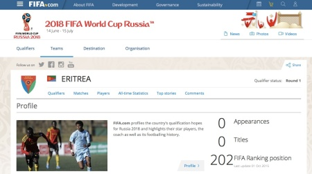 FIFA Eritrea